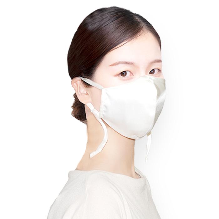 <カミノココン>シルク化粧品日本製美容シルクマスク
