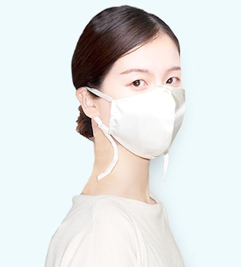 美容シルクマスク made in JAPAN